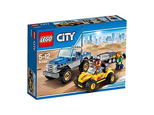 LEGO City 60082 - Strandbuggy mit Allrad-Geländetransporter