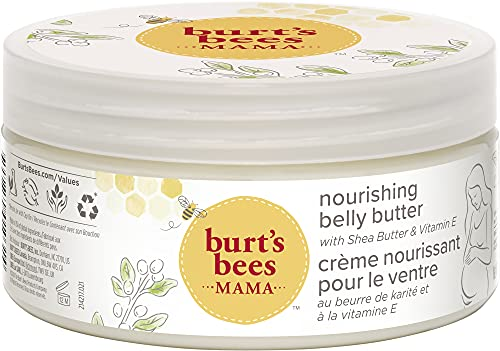 Mejor crema antiestrías embarazo: Burt's Bees Mama Bee Belly Butter