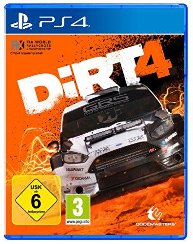 DiRT 4 (PlayStation PS4)