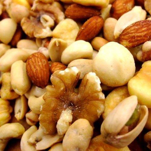 『期間限定価格8/25~9/30』8種類のミックスナッツ うす塩味 1kg 《新鮮・自慢の美味さ》