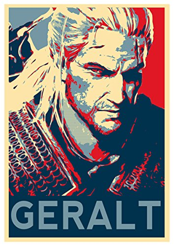 Instabuy Poster The Witcher 3
