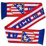 Atlético Madrid (La Liga) - Bufanda para aficionados al fútbol