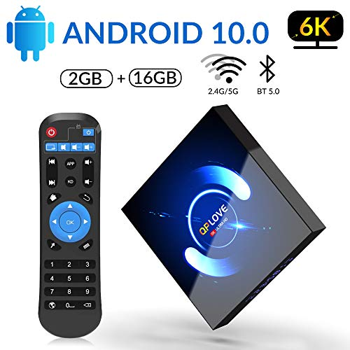 android tv 2gb fabricante QPLOVE