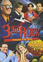 3rd Rock from the Sun: Season 6/ [DVD] [Import]