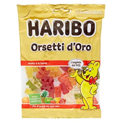 My german store - Haribo oso de oro - jalea de frutas 175g, 7,1 oz