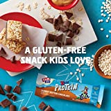 CLIF KID ZBAR - Protein Granola Bars - Peanut Butter Chocolate Flavor (1.27 Ounce Gluten Free Bars, Lunch Box Snacks, 5 count)
