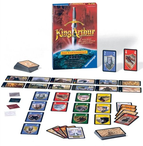 Ravensburger - King Arthur Das Kartenspiel