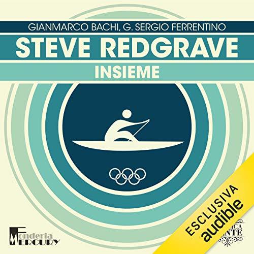 『Steve Redgrave. Insieme』のカバーアート