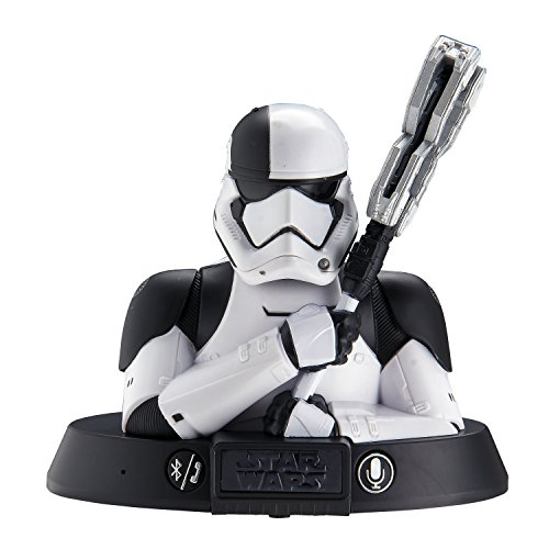 Ekids Li-b67t8 Star Wars Trooper Wireless Bluetooth Altoparlante Portatile Bianco