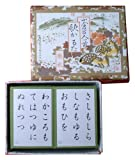Oishi Tengudo Comolife Japanese Historical Card Game 'Hyakunin isshu' , Cards for Taking , Made in Japan