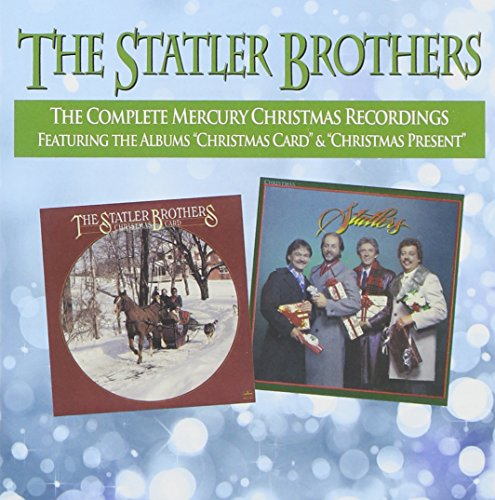 The Complete Mercury Christmas Recordings Featuring the Albums 'Christmas Card' & 'Christmas Present'