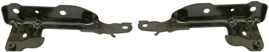 Set of 2 Hood Hinges Super special price Soldering Driver Passenger Compatible Che Side with