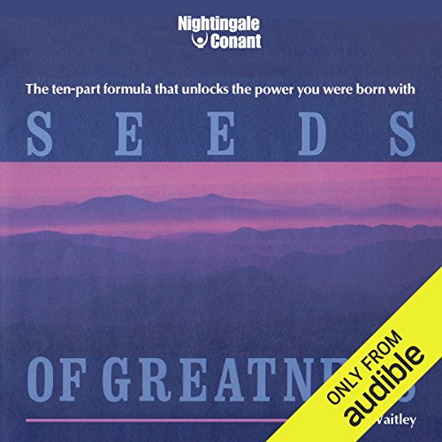 Seeds of Greatness audiobook cover art