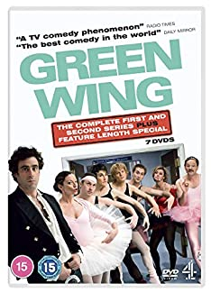 Green Wing - The Complete First And Second Series Plus Feature Length Special