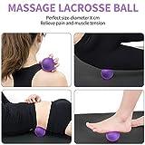 Zoom IMG-1 soulpala rullo massaggio muscolare set