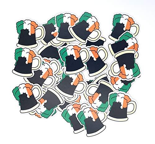St Patricks Day Confetti - Feest - Accessoires - Tafelblad - Decoraties - Feesten - Pubs - Clubs - Decoreren - Iers - Ierland - Stout - Bier - (100 stuks)