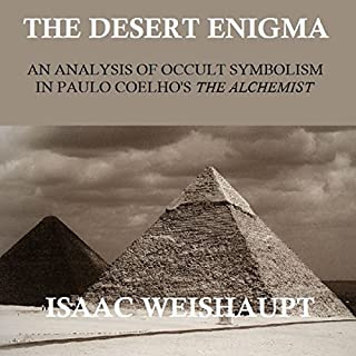 The Desert Enigma cover art