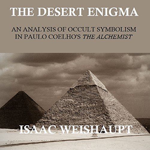 The Desert Enigma audiobook cover art