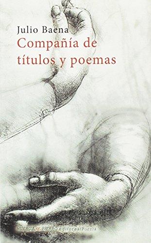 Compañía de títulos y poemas (Poesía)