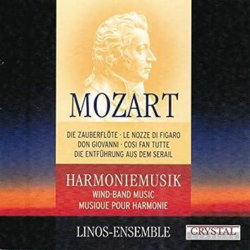 Mozart: Die Zauberflöte, Le nozze di Figaro, Don Giovanni, Cosi fan tutte & Die Entführung aus dem Serail