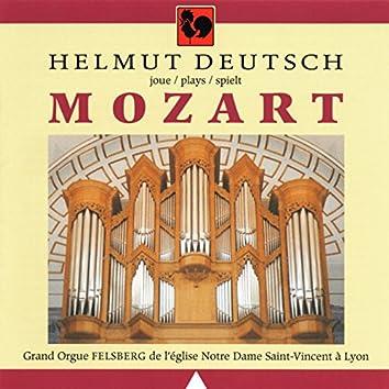 Mozart: K. 399, K. 616, K. 608, K. 356, K. 574, K. 401, K. 620, K. 594, K. 546 (Organ Works)