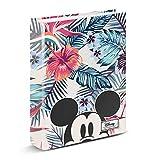 Mickey Mouse Edén-Carpeta 2 Anillas