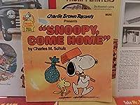 1980年代 ビンテージ Snoopy Come Home 絵本スヌービー スヌピー 不朽 名作