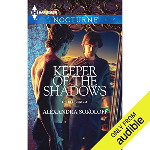 Keeper of the Shadows audiobook cover art