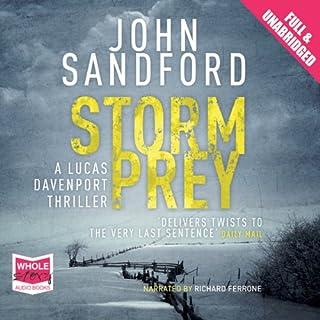 Storm Prey cover art