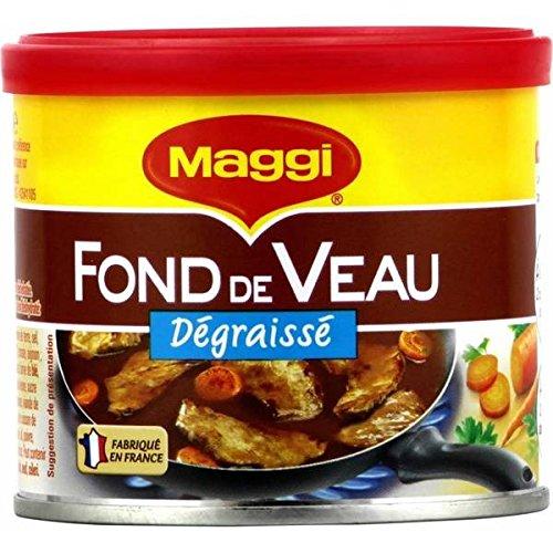 Maggi Kalbs Fett 100g Box - ( Einzelpreis ) - Maggi fond de veau dégraissé boite 100g