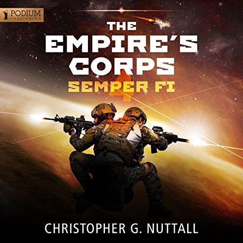 Semper Fi audiobook cover art