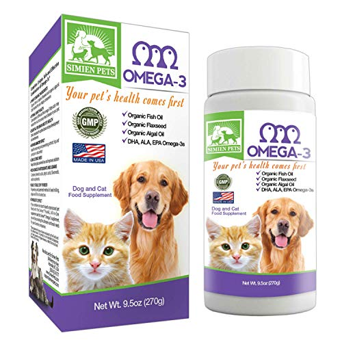 Top 10 best selling list for algal dha supplement for dogs