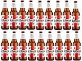 Birra Ichnusa Anima Sarda - Lattina o Bottiglia in Vetro - LA BIRRA SARDA Eccellenza Italiana (18 Bottiglie da 330 ml)