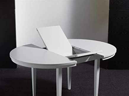 Amazon.it: tavolo rotondo allungabile - Tavoli da sala da pranzo ...
