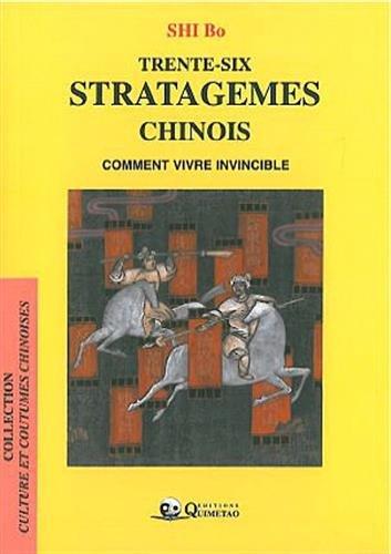 Trente-six stratagèmes chinois