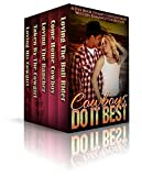 top 100 romance books - Cowboys Do It Best (A Five Book Contemporary Western Romance Collection)