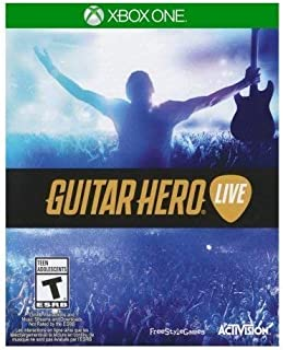 Guitar Hero Game For Xbox One