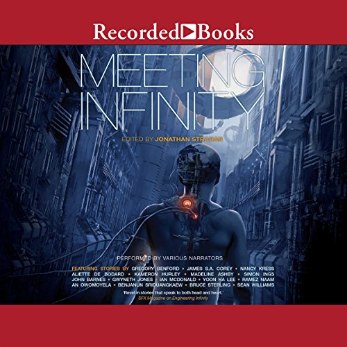 Meeting Infinity audiobook cover art