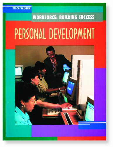 Steck Vaughn Workforce Building Success Student Workbook Personal Development For The Workplace