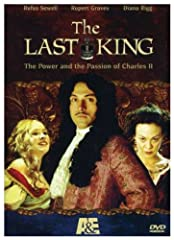 """In the critically acclaimed tradition of """"Napoleon"""" and """"Catherine the Great,"""" A&E and the BBC bring to life the compelling saga of England's King Charles II. Bursting with romance and court intrigue amidst the lavish backdrop of the Restoration Peri..."""