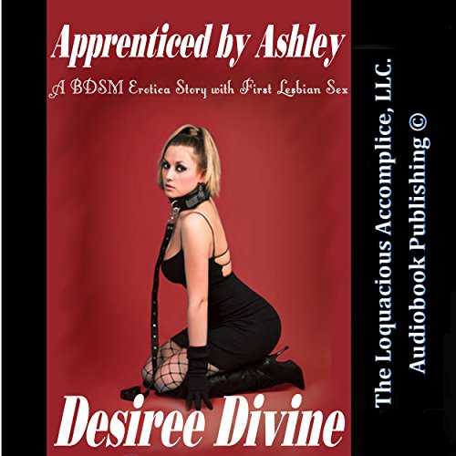 Apprenticed by Ashley audiobook cover art
