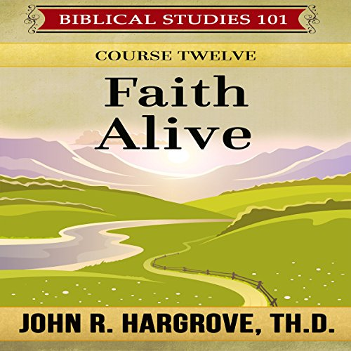 Faith Alive: James and Jude audiobook cover art