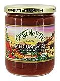 Organicville Medium Organic Salsa, 16 oz
