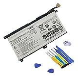 BOWEIRUI AA-PBUN3QB (11.1V 45Wh 3950mAh) Tablet Battery Replacement for for Samsung NP530E5M NP530E5M-X02US NP550XTA-K01US NP740U3L-L02US NP740U5L NP740U5L-Y03US Series AA-PBUN3QB AA-PBUN3AB with Tool