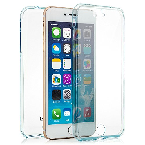 zanasta Silikon Schutzhülle kompatibel mit iPhone 6 Plus / 6S Plus (5,5