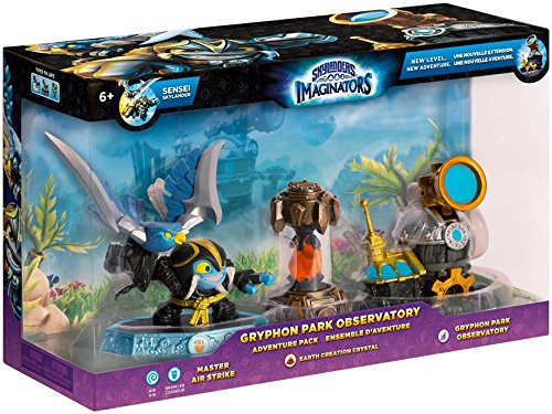 Gryphon Park Observatory Adventure Pack
