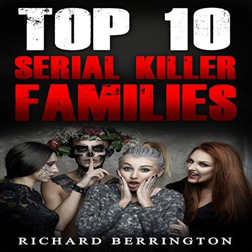 Serial Killer Families cover art