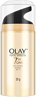 Olay Total Effects 7-in-1 Anti Aging SPF15 Skin Day Cream, Normal, 20g