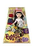 Bratz Edición Especial 20 Años Muñeca de Moda Original Jade - Caja holográfica y póster - Coleccionable - Réplica de la versión de 2001 - Incluye 2 Vestidos, Zapatos, Bolso y más