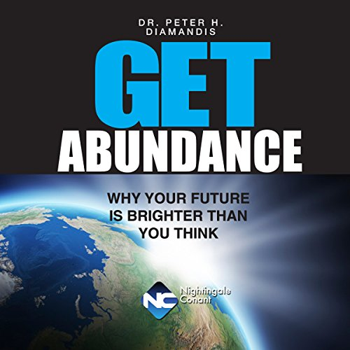 Get Abundance audiobook cover art